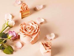 顏值系蛋糕七夕濃情蜜意