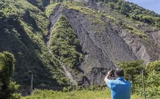 尖石秀巒「小台灣」成遊客打卡景點