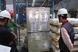 硝酸銨引爆黎巴嫩 台灣3大港有53貨櫃!台中最多