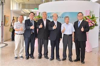 臺灣企銀舉辦石景輝水墨展 從豪邁筆鋒領略「一念境轉」