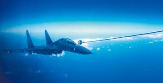 蘇-30練長途奔襲 常態巡弋南海