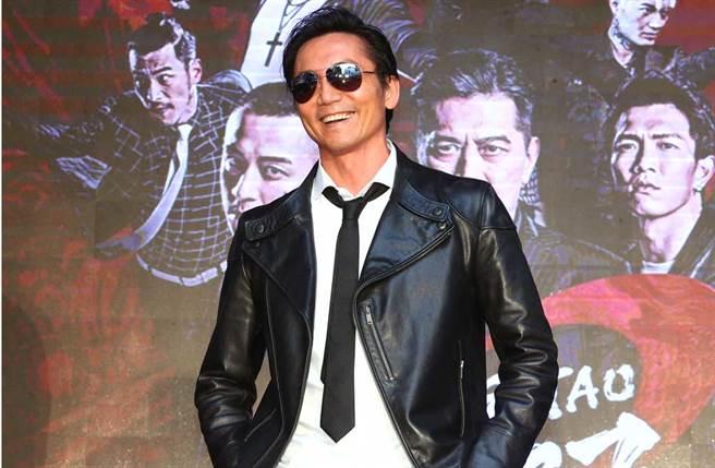 鄒兆龍外型俊帥,但因有張壞人臉,因此總演出反派角色。(中時資料照片)