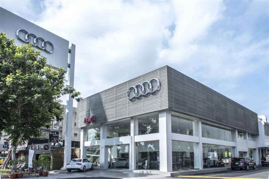 Audi 奧迪豐仕首間據點 北投展示中心即日起為您服務
