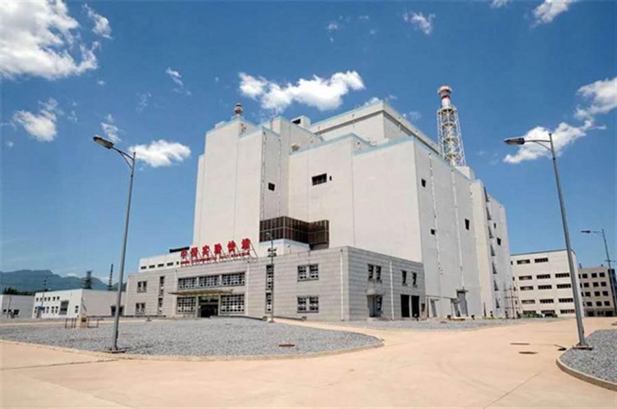 大陸的快滋生式實驗反應爐,完成第一階段的試驗操作,一切順利。(圖/CNNC)