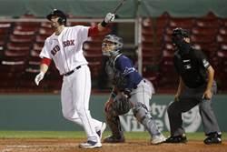 MLB》林子偉隔3場再敲安 紅襪滿貫炮不敵光芒4轟