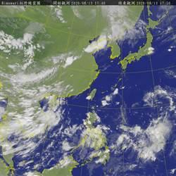 8月初連生4颱風 專家提醒:確實沒有預測到