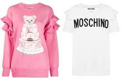MOSCHINO 華麗雙層蛋糕熊 微風信義店甜蜜搶先首賣
