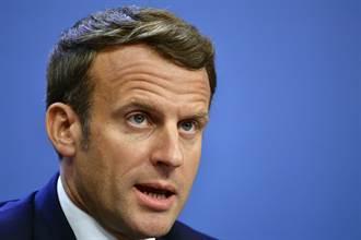 法國選邊站 向地中海東部增兵 介入希土糾紛