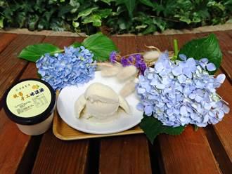 武陵農場推獨家冰品 「黃綠紅冰淇淋」超獵奇