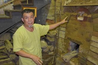 竹南蛇窯文化傳承者林瑞華