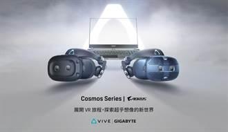 宏達電攜手技嘉 VR電競筆電來了