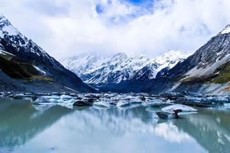 魔戒「中土世界」美景消失 紐西蘭冰川衰退77%