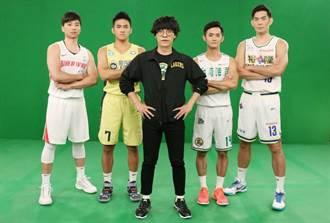 「陽光男孩」形象清新 盧廣仲獲邀籃球賽公益代言人