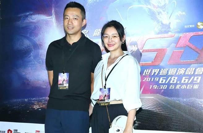 大S和汪小菲拍攝真人秀入帳千萬。(圖/本報系資料照)