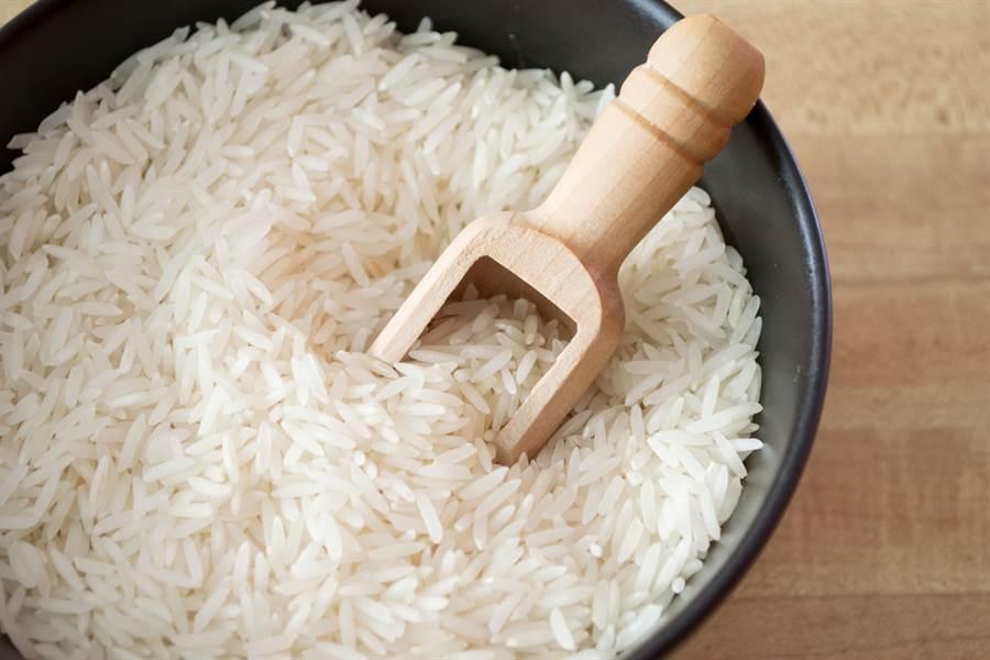 從漢字看漢朝人吃的米。示意圖。(圖片來源/達志影像shutterstock提供)