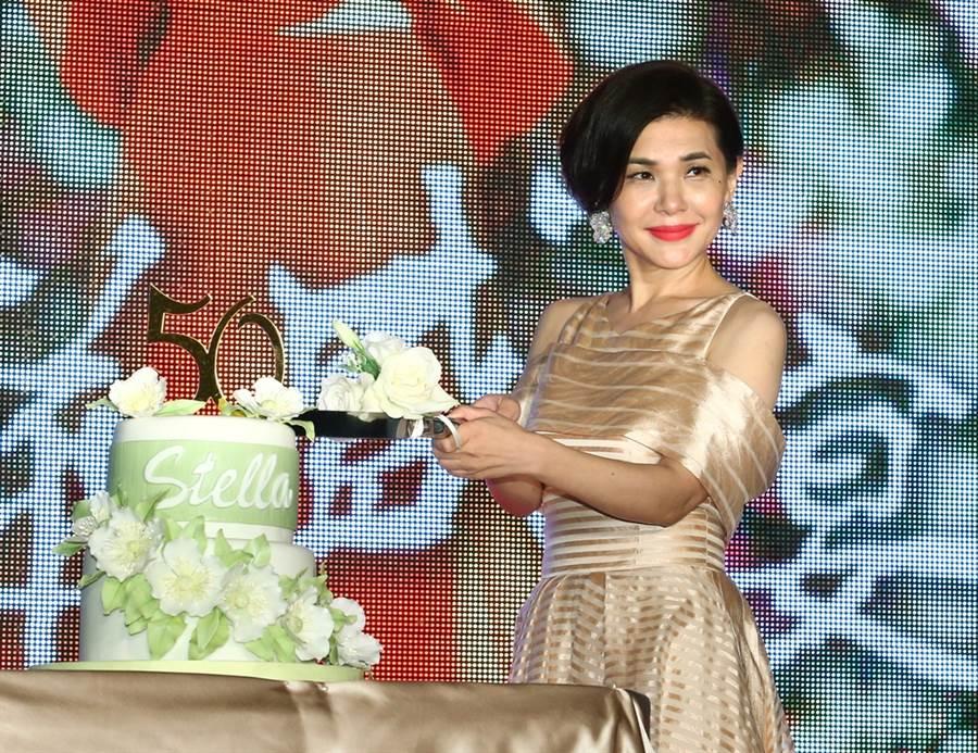 據媒體報導,張清芳6月出手買進「聯合大於」22樓。(圖/中時資料照片)