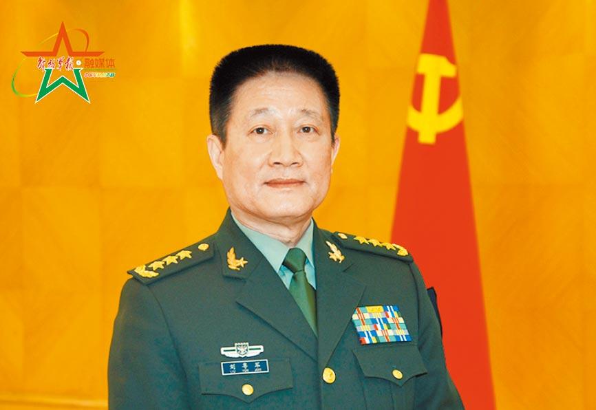 劉粵軍新職:全國人大社會建設委員會副主任委員(取自中國軍網)