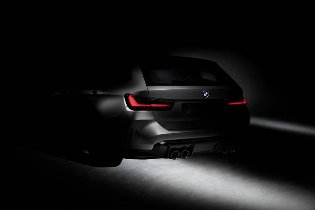 各位M粉們,久等了!BMW M官方確認將會有M3 Touring