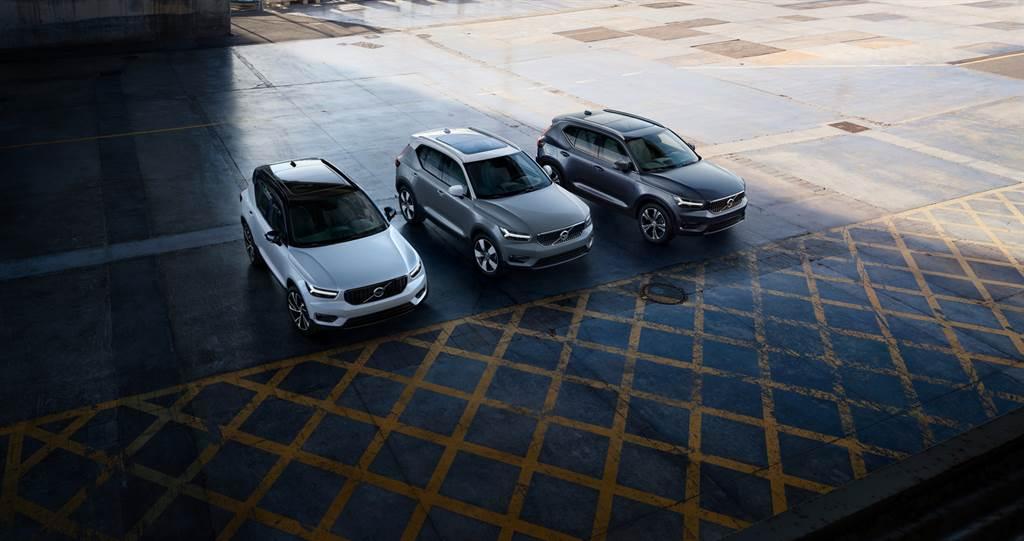 VOLVO與桂綸鎂共譜新篇章 全新年式Volvo XC40 T3 159.9 萬元正式發售