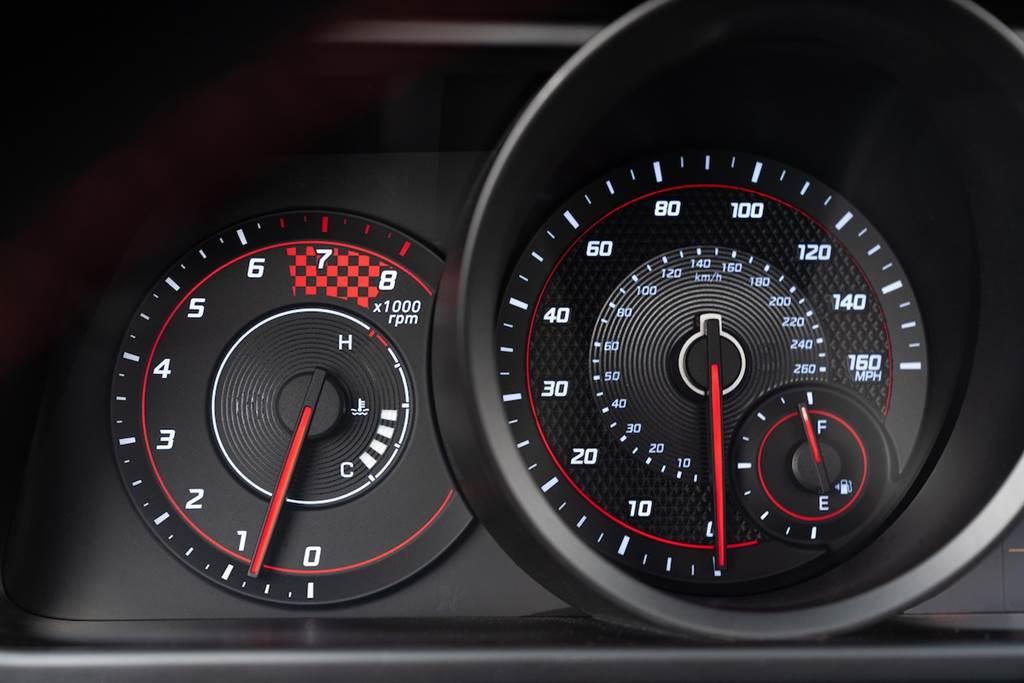 跑格之餘更節能的羽量級性能房車,第七代Hyundai Elantra N-Line正式亮相!
