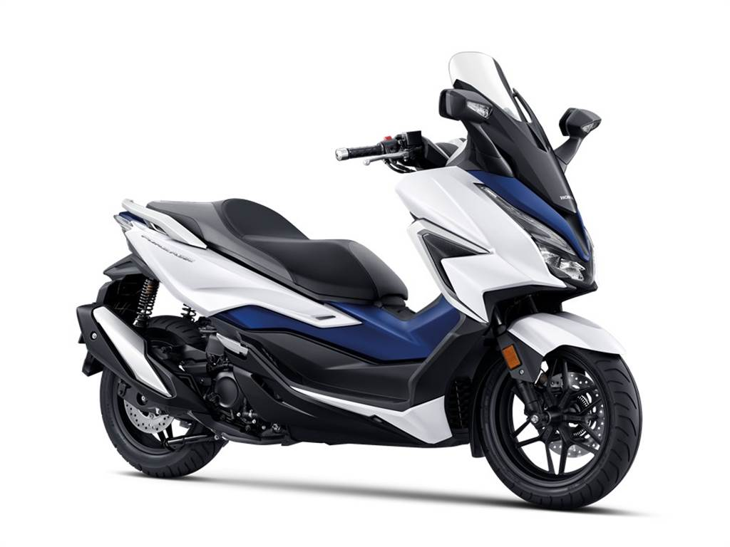 Honda Motorcycle 2021年式 FORZA 350 25.8萬元起預接單12月正式上市