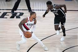 NBA》利拉德又飆42分 拓荒者驚險摘西區第8