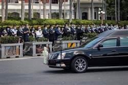 蔡英文:謝謝李前總統