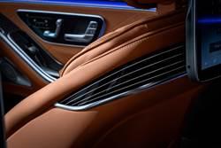 Mercedes-Benz新世代S-Class再透露更多車內細節