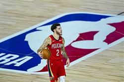 NBA》復賽隨便打?球哥傳將被鵜鶘拋售