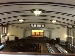 日防衛省保存東京審判法庭的大講堂  留下歷史見證
