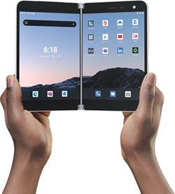 微軟9月推 雙螢幕手機