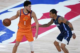 NBA》灰熊鎖定附加賽 太陽復賽全勝還沒用