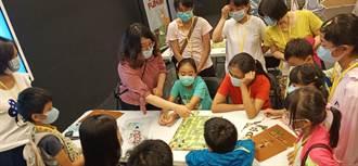 從桌遊、DIY體驗中認識史前文化 南科考古館暑假活動很搶手