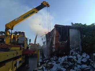 2萬件隔離衣燒毀 指揮中心:不影響防疫