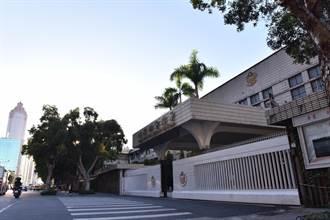 鄭惠中潑漆李登輝肖像 警政署:嚴懲暴力依法究辦