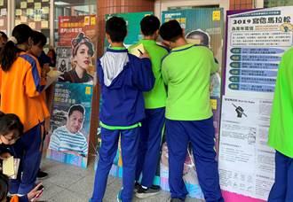 光明國中閱讀課程 從無人響應到全校推動