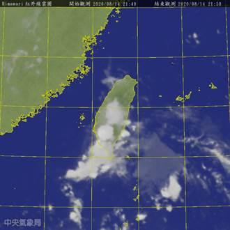 「東風波」低壓逼近 明全台午後嚴防旺盛雷雨彈
