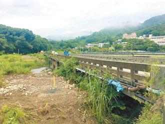 大湖二橋拆除重建 拚年底動工