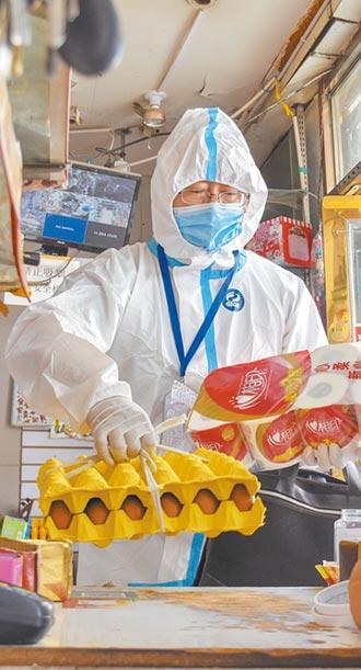 陸進口貨藏病毒 新疆無症狀傳播