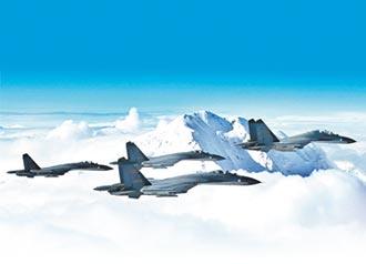 陸在中印邊境增兵 戰機數量翻倍