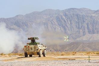 陸新反坦克飛彈 射程KO美地獄火