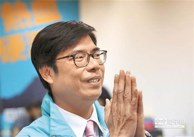 新任高雄市長 陳其邁。(圖/本報資料照)