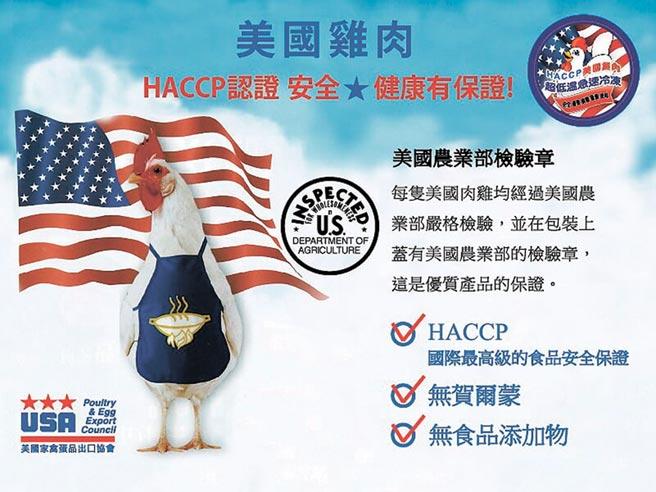 吉野家之美國雞肉促銷活動電子螢幕輪播宣傳圖。圖/業者提供