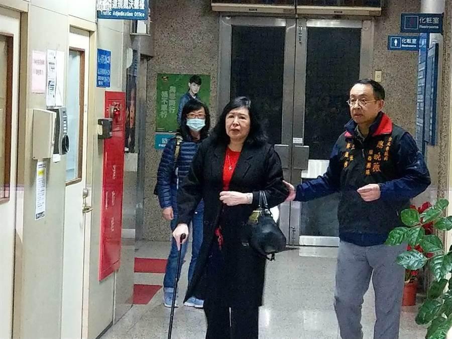 鄭惠中表示不滿李後期的施政,包括搞台獨。(本報資料照片)