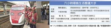 斥資457億元 花東鐵路雙軌電氣化 環評過