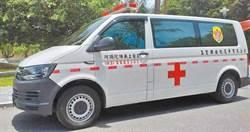 警車護送就醫 花蓮阿美族出生小女嬰和老天爺搶時間