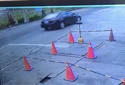 機車騎士自撞身亡?檢警調查疑是報案人肇事