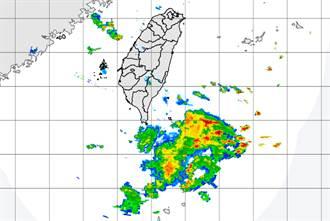 「東風波」逼近!午後變天 4地嚴防雷雨彈轟炸