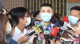 陳其邁當選市長 23歲兒要他好好做:不然高雄人很可怕