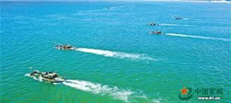 美台關係升溫 陸擴張東部戰區猛軍演加強奪島準備